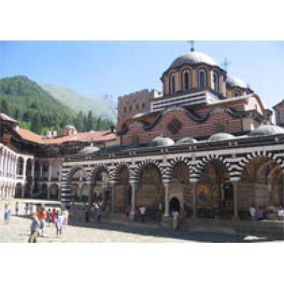 Экскурсия в Рильский монастырь