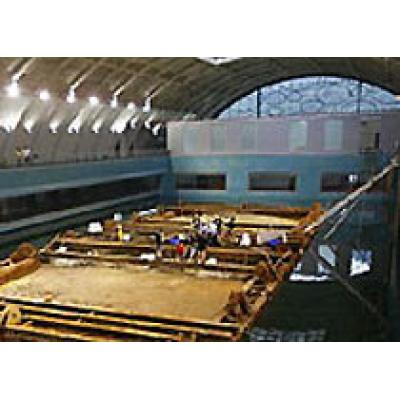 Вокруг лежащего на дне моря судна в Китае построили музей