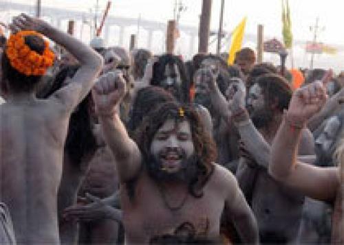Кумбха Мела или 4 месяца безудержного веселья!!!