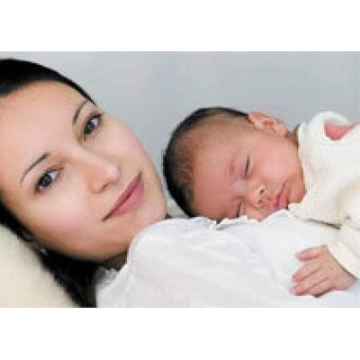 Рождение ребенка замедляет рассеянный склероз у матери