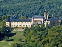Замок Збирог открыт в течение всего года