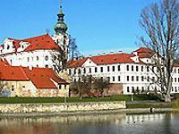 Бесплатная экскурсия в Бржевновский монастырь