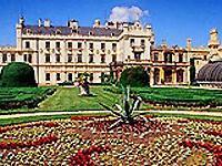Чешский замок приглашает в оранжерею