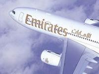 Самолет авиакомпании `Эмирейтс` совершил экстренную посадку в аэропорту Мумбаи