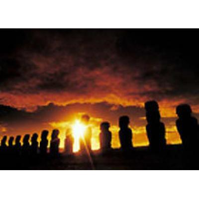 11 июля 2010 года туристы уничтожат остров Пасхи