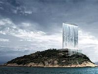 В Рио-де-Жанейро откроют штучный водопад
