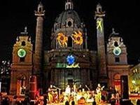Поп-фестиваль пройдет в Вене