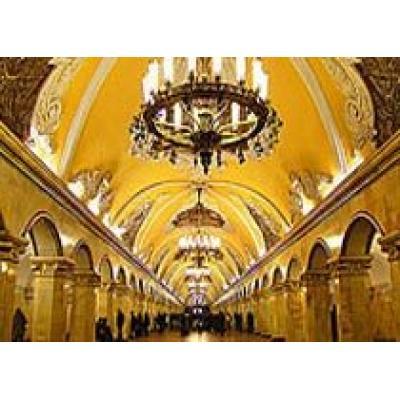 Станция московского метро – одна из самых эффектных в мире