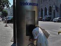 В Вене установят питьевые фонтанчики