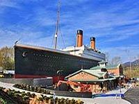 Музей Титаника открылся в США