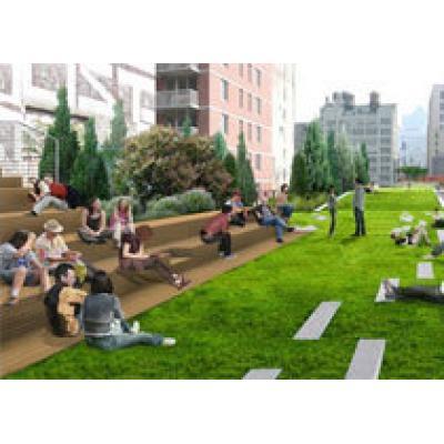 Висячий парк Нью-Йорка увеличат вдвое