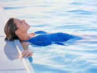 Водные упражнения во время беременности