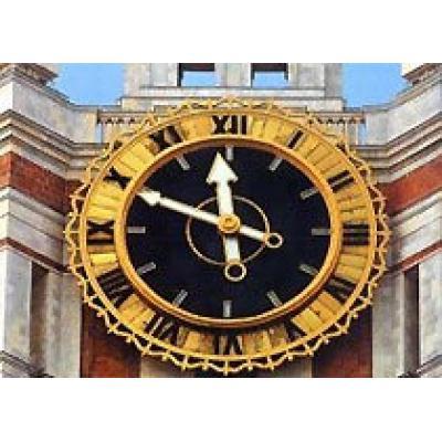 В Китае установят самые большие механические часы