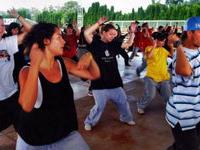 Йедовнице в ритме Street Dance