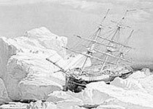 Найден корабль отважных английских полярников, ему 157 лет
