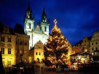 В Чехии идет подготовка к Рождеству