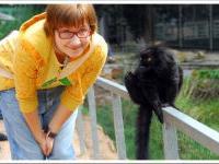 В зоопарке Праги ввели электронный путеводитель