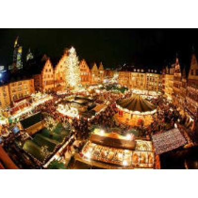 В Европе открылись Рождественские ярмарки