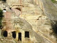 Под Ноттингемом находится 450 пещер