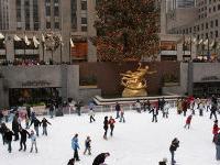 Нью-Йорк приглашает всех на Рождество
