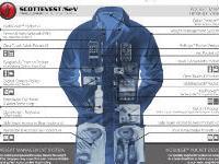 Необычное пальто для современного туриста