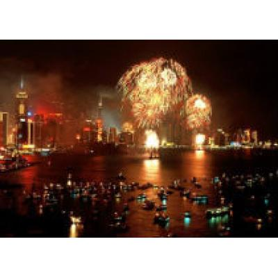Китай проводит Весенний фестиваль