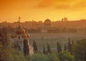Паломнические туры в Израиль на Пасху