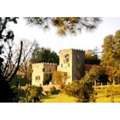 Резиденцией диктатора Франко является испанский замок Меирас