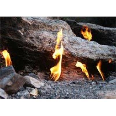 Природные достопримечательности Турции: огненная гора Янарташ