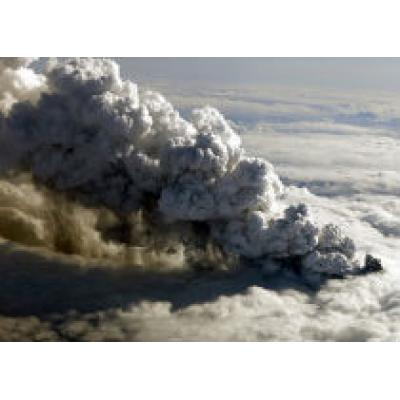 Исландия: туристы посетят вулкан