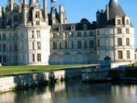 Шамбор – французский замок эпохи Ренессанса