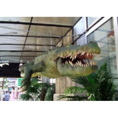 В Ялте открылся крокодиляриум