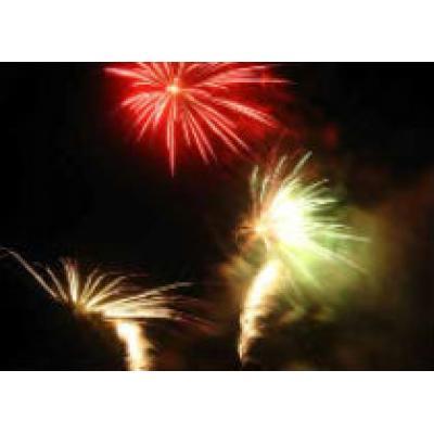 В Монако и Костроме состоятся праздники фейерверков