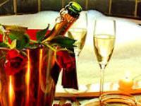 В отеле Лондона предлагают принять ванну из шампанского