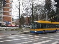 В Чехии появятся музыкальные троллейбусы