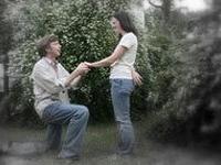 Предложение девушке