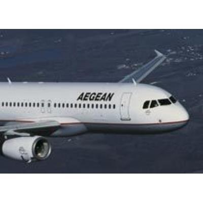Aegean Airlines расширяет географию полетов из России