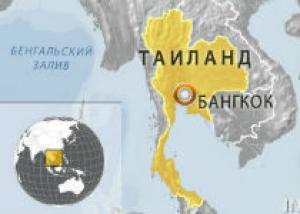 Российский турист, захлебнувшийся в море, скончался в Таиланде