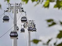 В Лондоне откроется канатная дорога