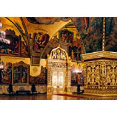 Грановитую палату Московского Кремля открыли для посетителей