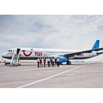Презентация самолетов под брендом TUI состоялась 3 июля