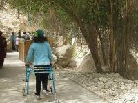Лондон станет доступным для туристов-инвалидов