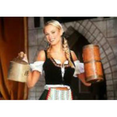 В Мюнхене стартовал фестиваль пива «Октоберфест»