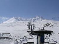 В Турции строится новый горнолыжный курорт стоимостью более 270 млн.евро