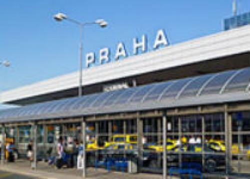 На переименование аэропорта Праги ушло 220 тыс. долларов