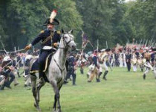 В Чехии состоится историческая реконструкция битвы при Аустерлице