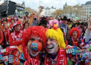В Германии открыт сезон зимних карнавалов
