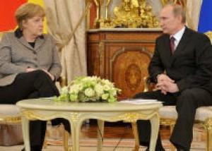 Подписан договор об облегчении визового режима между Россией и Германией
