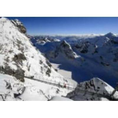Новый мост в Альпах признали самым страшным