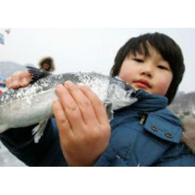 В Южной Корее пройдет праздник для любителей рыбалки